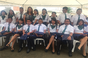 INPC gradúa en Pile – Manabí a la primera promoción de tejedores del ... 17d19a66f64