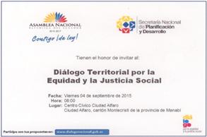 Dialogo Territorial