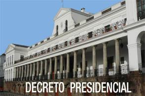 16-06-2016 DECRETO PRESIDENCIAL w