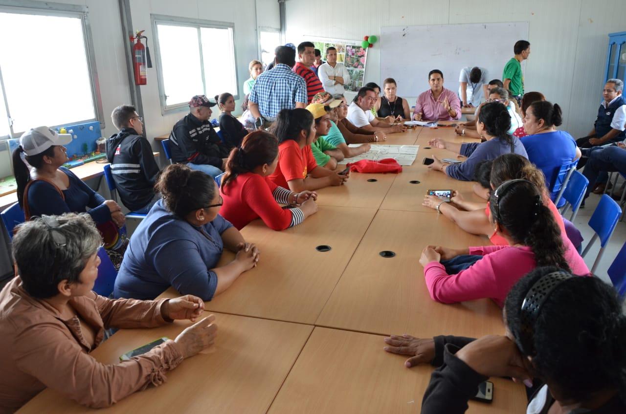 """Alumnos de la Unidad Educativa """"Francisco Pacheco"""" retornarán a clases este miércoles 09 de enero"""