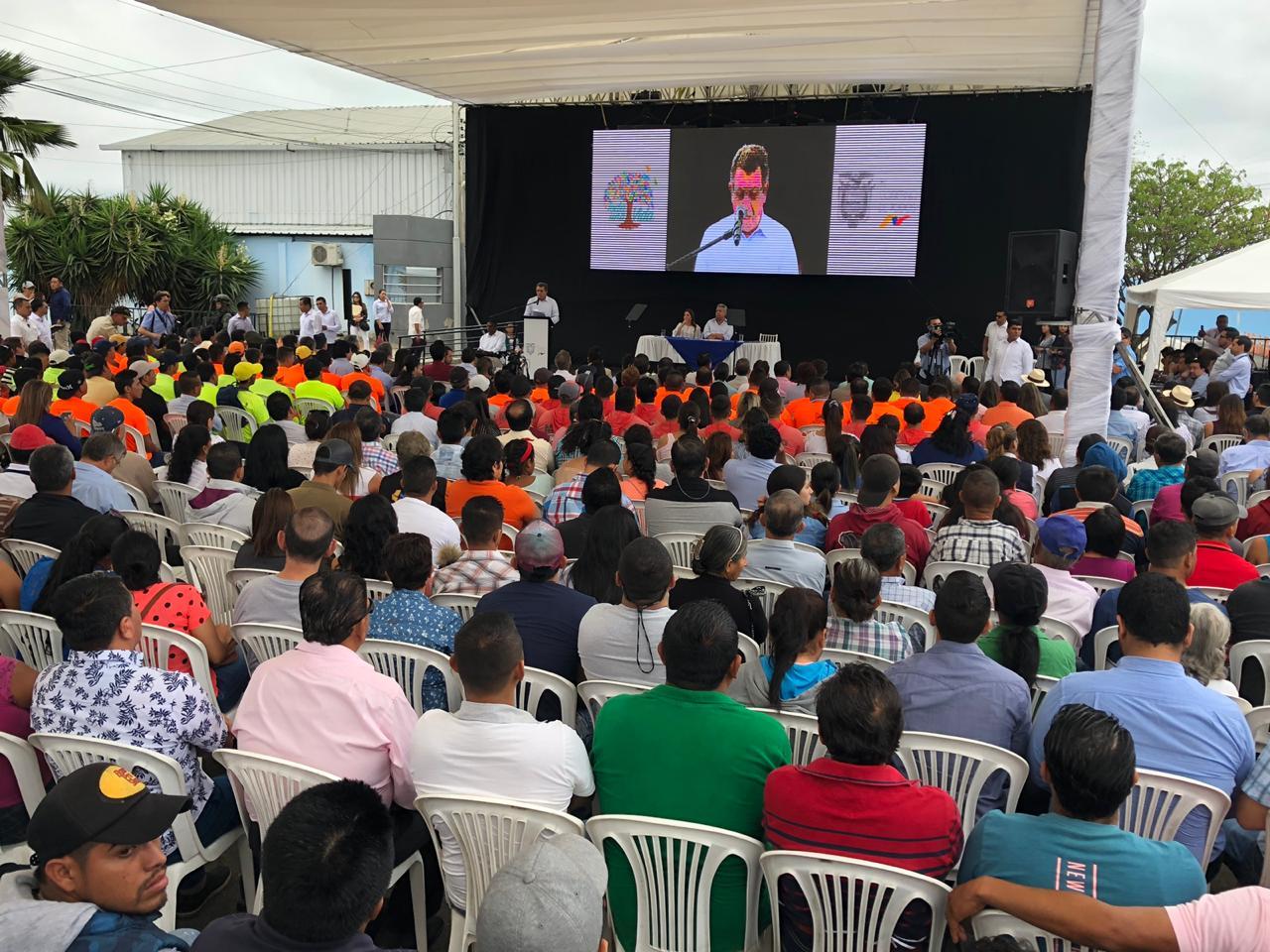 AEROPUERTO INTERNACIONAL DE MANTA SERÁ UNA REALIDAD, LUEGO DE AÑOS DE ESPERA