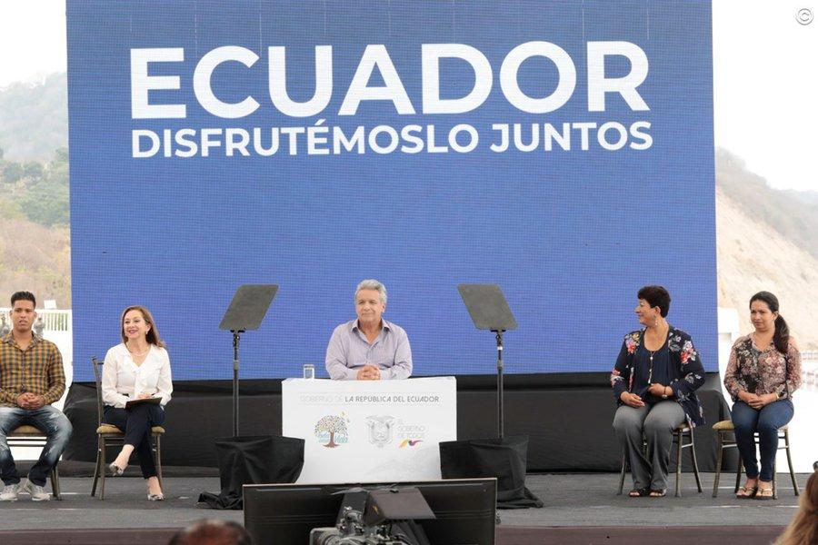 EL GOBIERNO NACIONAL ENTREGARÁ USD 153 MILLONES PARA OBRAS EN BAHÍA DE CARÁQUEZ