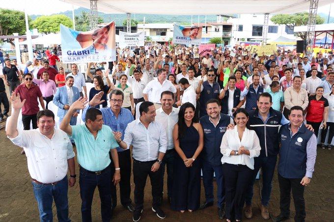 EL GOBIERNO NACIONAL IMPULSA EL DESARROLLO DE LA PROVINCIA CON OBRAS Y ATENCIÓN
