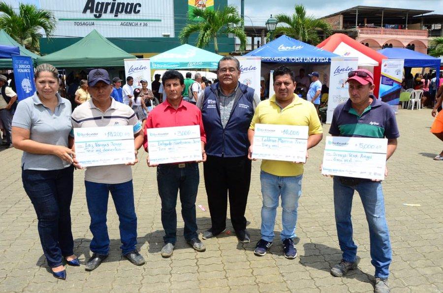 MÁS DE 1.800 PERSONAS RECIBIERON ATENCIÓN EN TOSAGUA  EN LA BRIGADA TODA UNA VIDA